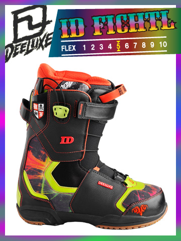 12-13 DEELUXE ブーツ ID FICHTL アイディー 【ディーラックス 送料無料】 715005
