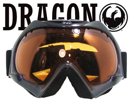 DRAGON FOIL カラー AURORA AMBER 【ドラゴン オーロラ】【スノーボード ゴーグル】715005