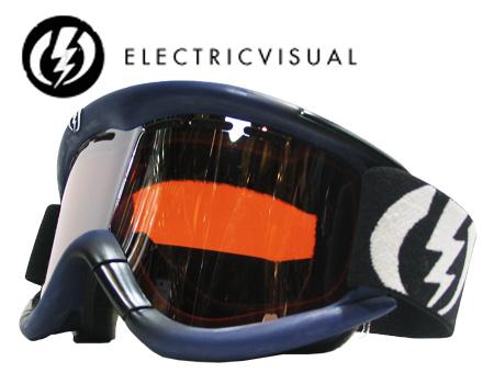 ELECTRIC EG1 カラー NAVY FATIGUES MIROR 【エレクトリック ネイビー】【スノーボード ゴーグル】715005
