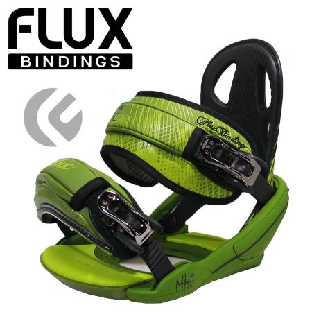 FLUX BINDINGS バインディング STREAM TEAM LINE カラー MH4L 【フラックス ビンディング】【スノーボード 送料無料】【日本正規品】