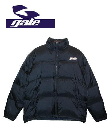 GALE ダウンジャケット 【カラー BLACK 】【ゲール アウター】715005