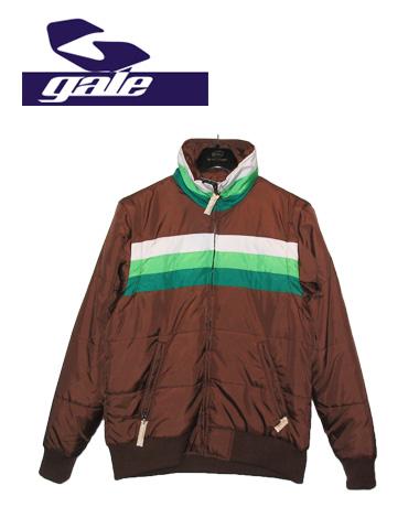 GALE ジャケット 【カラー BROWN×GREEN 】【ゲール アウター】715005