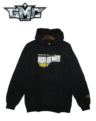 GMC LOGO パーカー 【カラー BLACK 】【スノーボード】715005
