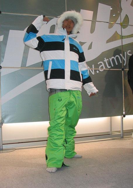 LUVE SHOUT パンツ グリーン 【ルーブ セール!】【スノーボード ウェア】715005
