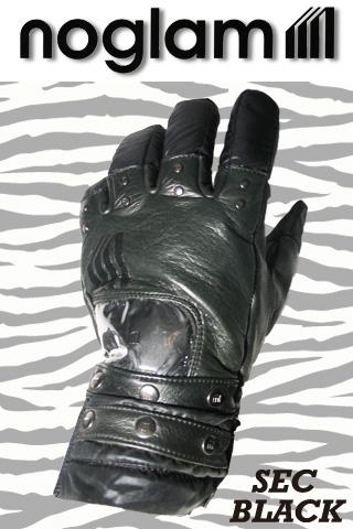 NOGLAM グローブ SEC カラー BLACK 【 ノーグラム グローブ】【スノーボード】【日本正規品】