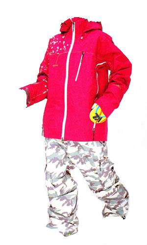 ★新品未開封REWREALITY ジャケットRUBYREALITY CARGO パンツSNOW CAMOGORE-TEX上下セット【スノーウェア 送料無料】715005