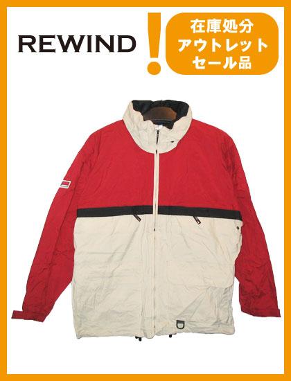 REWIND GIN TONIC JACKET カラー STONE×RED 【リワインド ジャケット】【スノーボード ウェア】