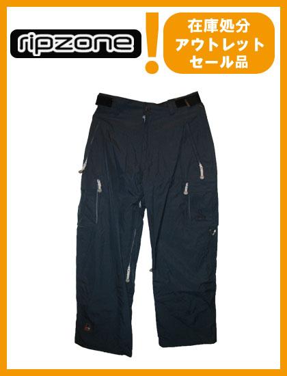 RIPZONE TRILOGY PANTS カラー NAVY 【リップゾーン パンツ】【スノーボード ウェア】