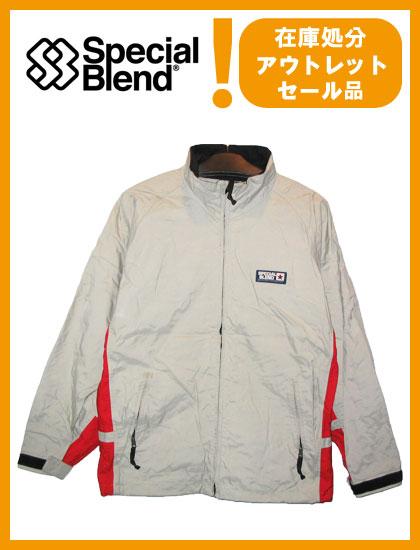 SPECIAL BLEND PIONEER JACKET カラー GRAY 【スペシャルブレンド ジャケット】【スノーボード ウェア】