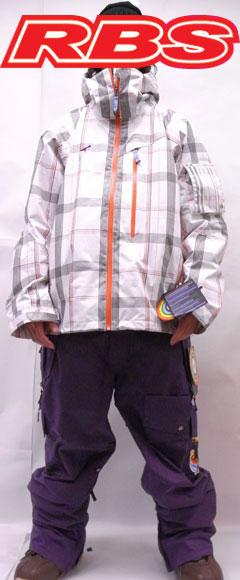 ★新品未開封TRITON FLOWERCHILDREN カーゴ パンツ D-PURPLE トライトン【スノーボード ウェア】715005