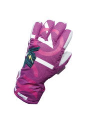 VOLUME GLOVES PERFORMANCE FIVE (Porelle) PURPLE×R-PINK 【スノーボード グローブ】
