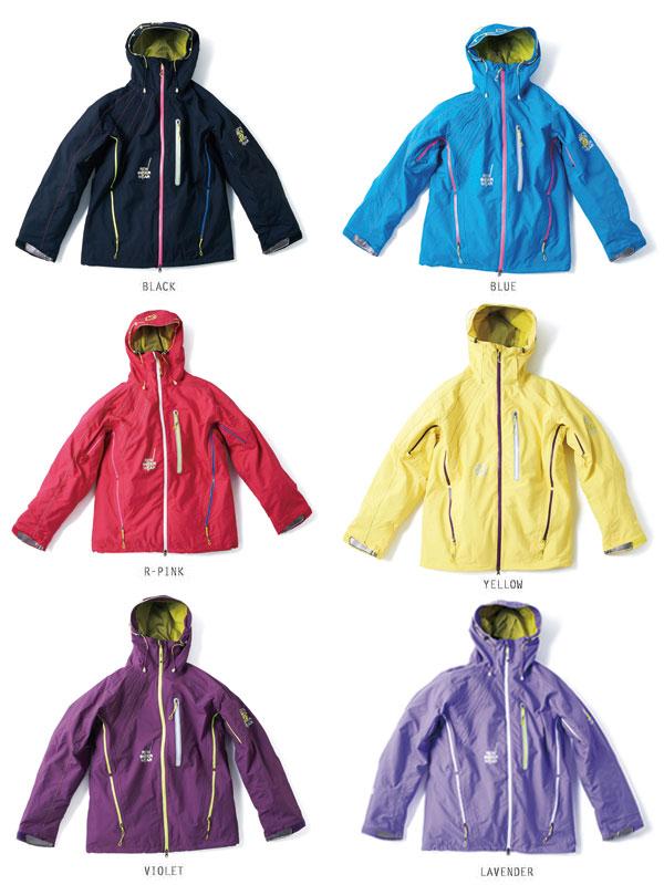REW THE KAMIKAZE ジャケット 【スノーボード ウェア カミカゼ】715005