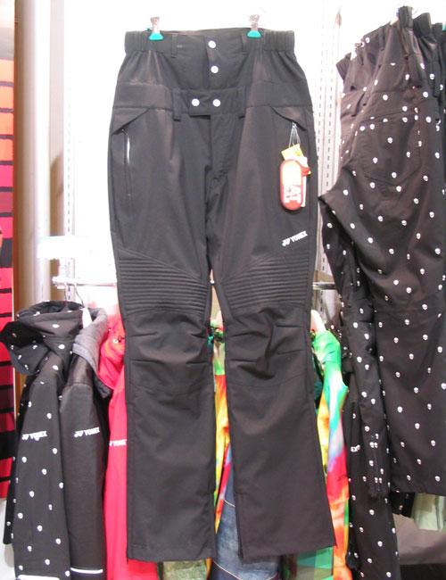 YONEX UNIヒートカプセル パンツ THE 6 ブラック 【スノーウェア ヨネックス】【日本正規品】