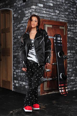 YONEX ウェア UNIヒートカプセル パンツ THE 6 カラー ブラック×ホワイト 【スノーウェア ヨネックス】【日本正規品】