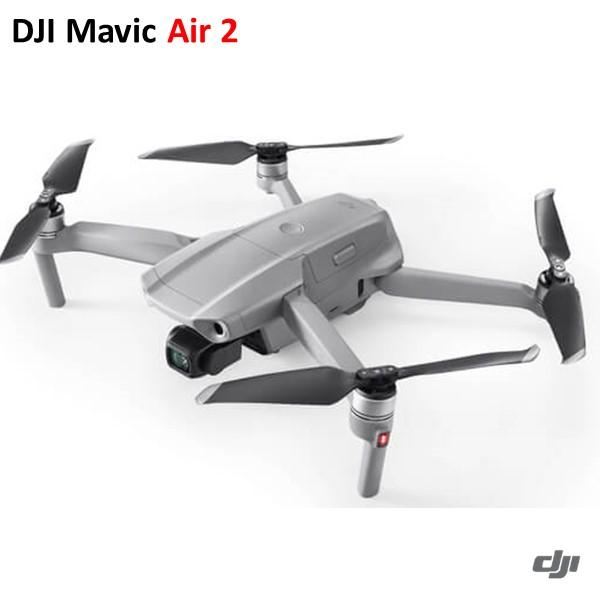DJI Mavic Air 2 ドローン カメラ付き【入荷待ち】【未開封・動作点検なしでの発送】