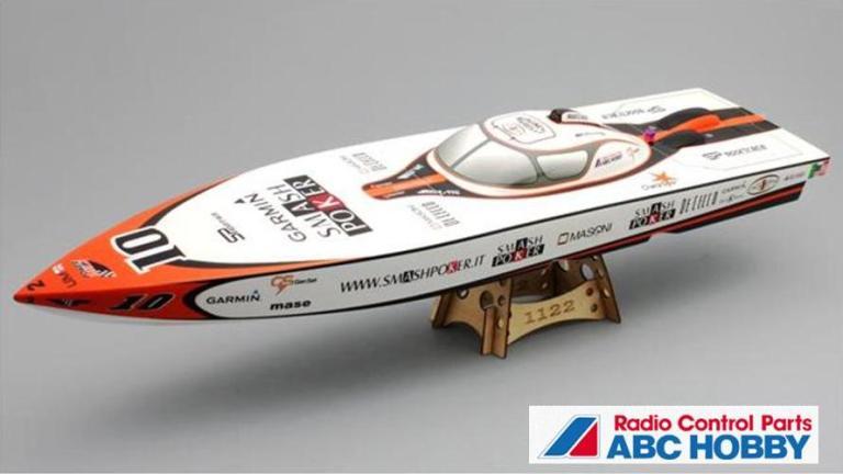 ! 【ABC HOBBY/エイビーシーホビー】 59800 電動RCボート Water Blaster(ウォーターブラスター) キット ≪ラジコン≫