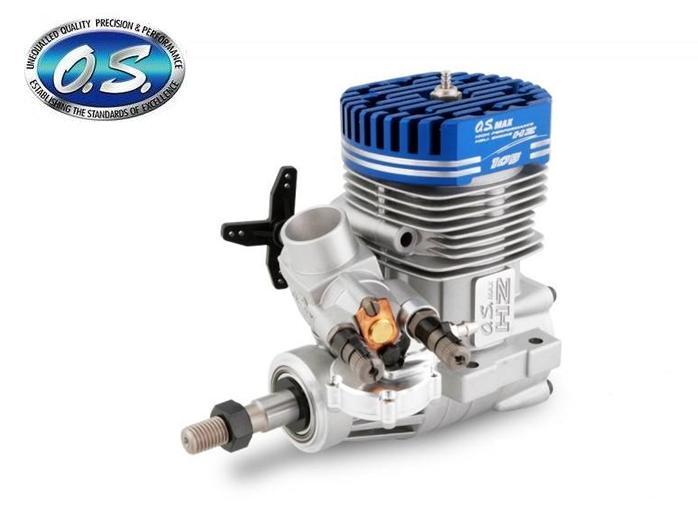 18750 【OS ENGINE/小川精機】 MAX-105HZ-R グローエンジン (2ストローク・ヘリコプター用)【お取り寄せ品】