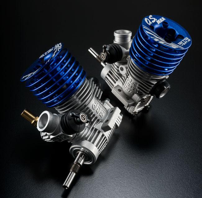1AK00 【OS ENGINE/小川精機】 MAX-12TG Ver.III(バージョンスリー)