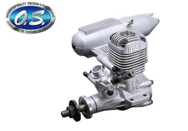 12354 【OS ENGINE/小川精機】 MAX-25LAII グローエンジン (2ストローク・飛行機用)
