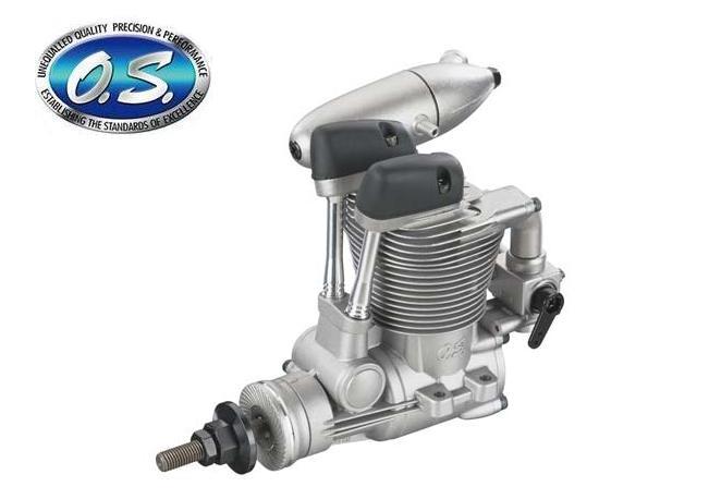 30600 【OS ENGINE/小川精機】 FS-62V グローエンジン (4ストローク・飛行機用)