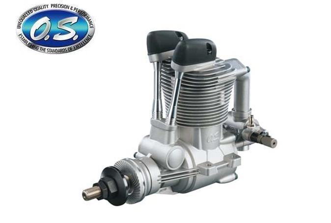 30900 【OS ENGINE/小川精機】 FS-95V グローエンジン (4ストローク・飛行機用)