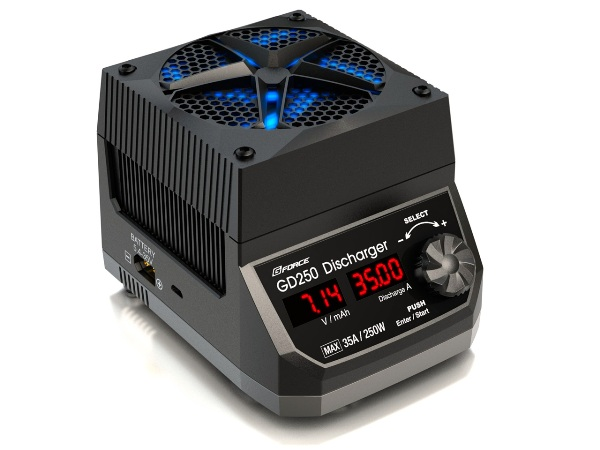 G0317 【G-FORCE /ジーフォース】 GD250 Discharger ディスチャージャー(放電器)