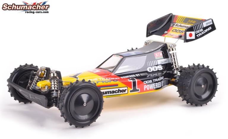 !【Schumacher/シューマッハ】 K172 4WDレーシングオフロードカー CAT XLS MASAMI (キャット XLS) 組立シャーシキット (未組立)≪ラジコン≫