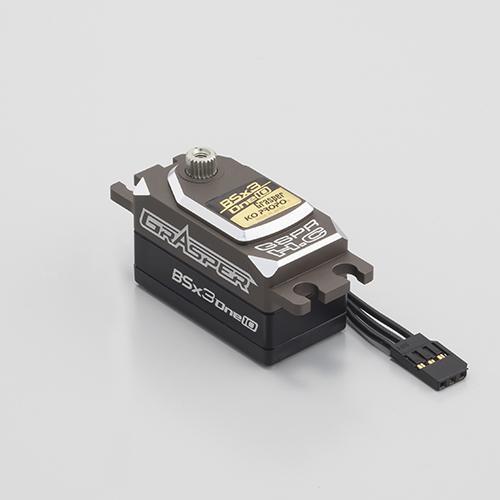 30214 【KO PROPO/近藤科学】 BSx3-one 10 Grasper スピードタイプサーボ [ロープロファイルタイプ]