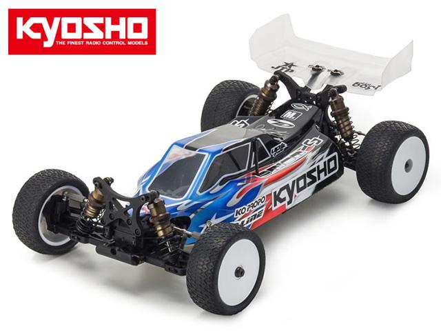 !【KYOSHO/京商】 30047 1/10 EP 4WDレーシングバギー LAZER ZX6.6 【レーザーZX6.6】組立キット (未組立) ≪ラジコン≫