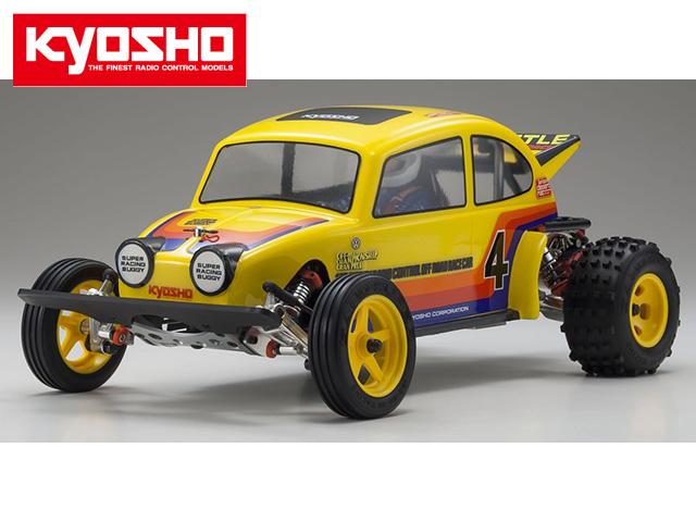 !【KYOSHO/京商】 30614 1/10 EP 2WDレーシングバギー ビートル 2014 組立キット (未組立) ≪ラジコン≫