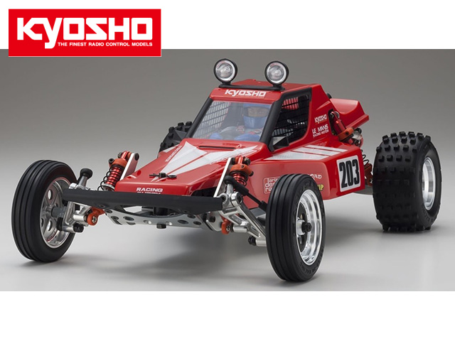 !【KYOSHO/京商】 30615 1/10 EP 2WD キット トマホーク 組立キット (未組立) ≪ラジコン≫