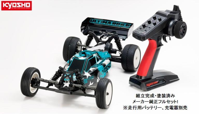 !【KYOSHO/京商】 34310 ULTIMA RB6.6 【アルティマRB6.6】 レディセット(完成車) ≪ラジコン≫