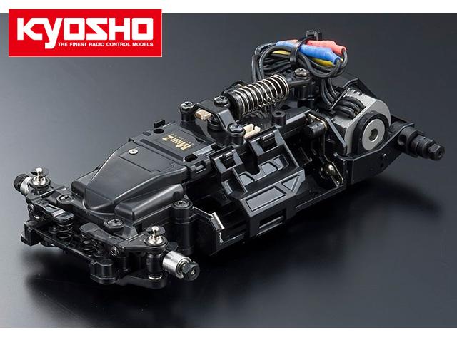 !【KYOSHO/京商】 32790 1/27 電動RC ミニッツRWDシリーズ MR-03EVO シャシーセット(W-MM/12000KV) ≪ラジコン≫