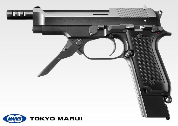 175120【TOKYO MARUI/東京マルイ】<18才以上用>電動ガン・ハンドガンタイプ New M93R