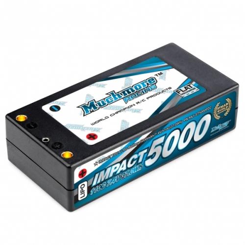 【おしゃれ】 MLI-ST5000FD2 MLI-ST5000FD2【Muchmore Racing/マッチモア レーシング【Muchmore】 インパクト FD2 110C Li-Poバッテリー5000mAh/7.4V 110C ショッティハードケース・ピン仕様, エブリ:1af8aca4 --- canoncity.azurewebsites.net
