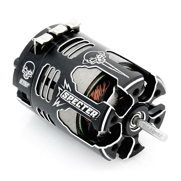 MR-V2ZX175SPT 【Muchmore Racing/マッチモア レーシング】 FLETA ZX V2 SPECTER 17.5T ブラシレスモーター