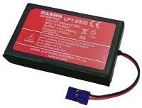 107A10981A SANWA 激安超特価 完売 サンワ 三和電子機器 LP1-2500 M17専用 送信機用Li-Poバッテリー