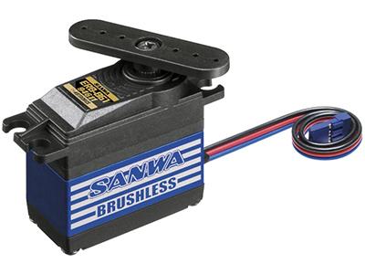 107A54341A 【SANWA/サンワ/三和電子機器】 ERB-861 ハイボルテージ対応 ブラシレスサーボ