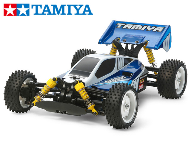 !【TAMIYA/タミヤ】 58568 1/10 電動RC ネオスコーチャー (TT-02Bシャーシ)組立キット+45053 ファインスペック電動RCドライブセット(未組立) ≪ラジコン≫