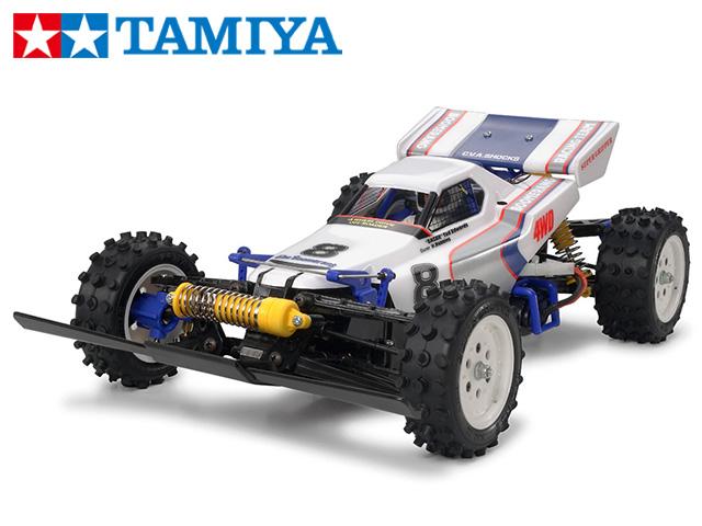 !【TAMIYA/タミヤ】 58418 1/10 電動RC ブーメラン(2008) 組立キット ≪ラジコン≫