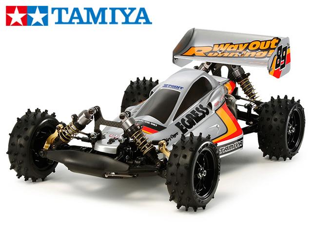 !【TAMIYA/タミヤ】 58583 1/10 電動RC 4WDレーシングバギー イグレス (2013) 組立キット (未組立) ≪ラジコン≫