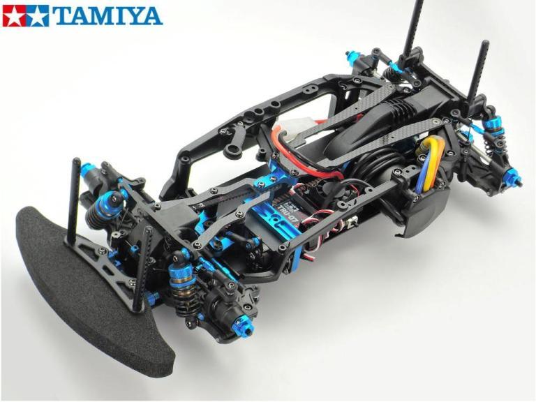 !【TAMIYA/タミヤ】 47445 TA07RR シャーシキット (未組立) ≪ラジコン≫ 【特別企画】
