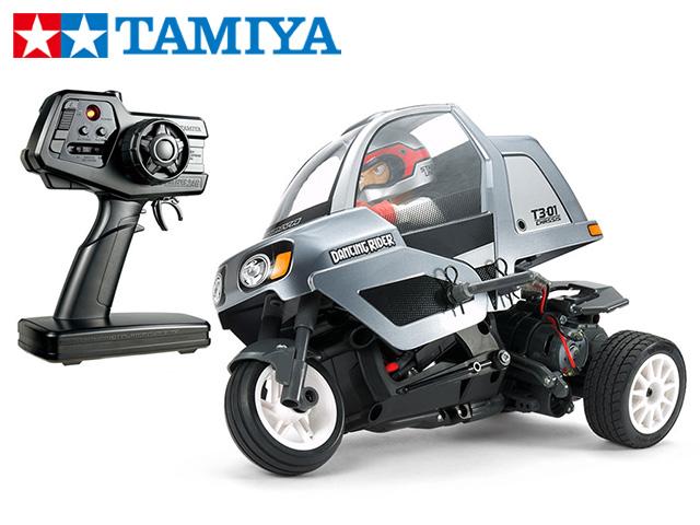 !【TAMIYA/タミヤ】 57406 トリプルホイール ダンシングライダー (完成モデル) ≪ラジコン≫