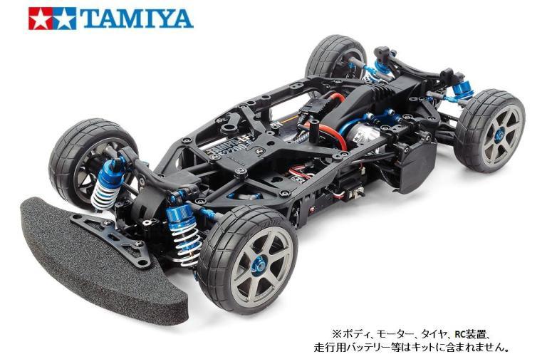 !【TAMIYA/タミヤ】 58636 1/10 電動RC TA07 PRO シャーシキット(未組立) ≪ラジコン≫
