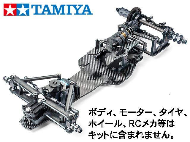 !【タミヤ】 84432 TRF102シャーシキット ブラックエディション