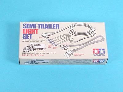 タミヤ ビッグトラック用オプションパーツ 56502 【TAMIYA/タミヤ】 TROP.2 セミトレーラーライトセット