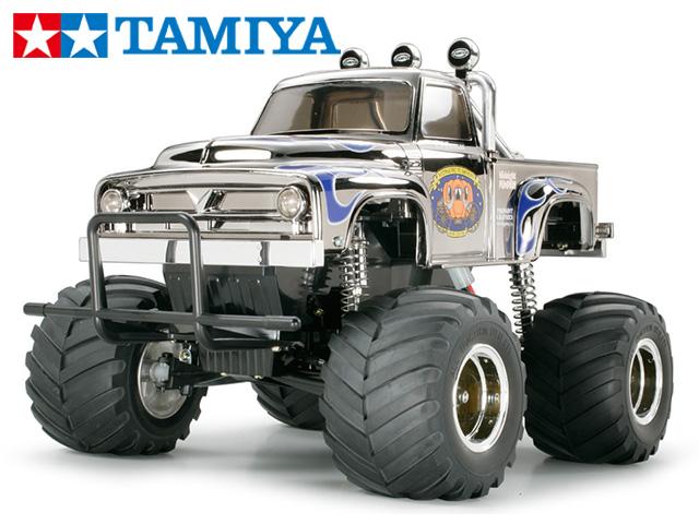 !【タミヤ】 58365 ミッドナイトパンプキン メタリックスペシャル 組立キット+45053 ファインスペック電動RCドライブセット