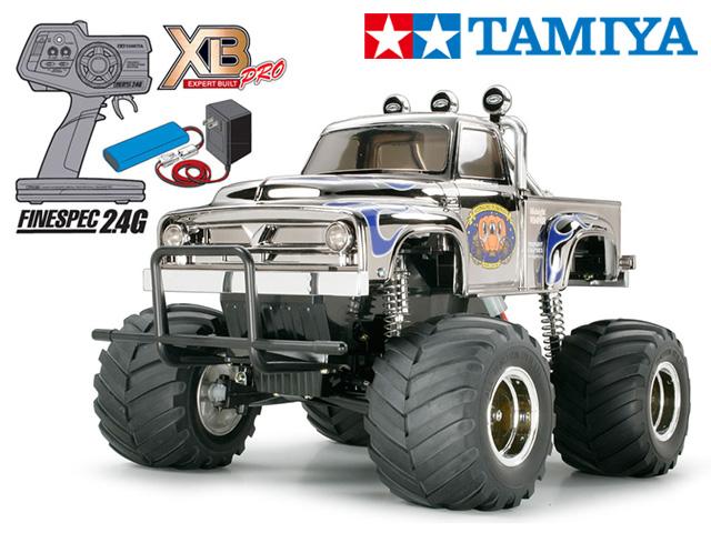 !【TAMIYA/タミヤ】 57752 1/12 電動RC 完成セット XB ミッドナイトパンプキン メタリックスペシャル ≪ラジコン≫