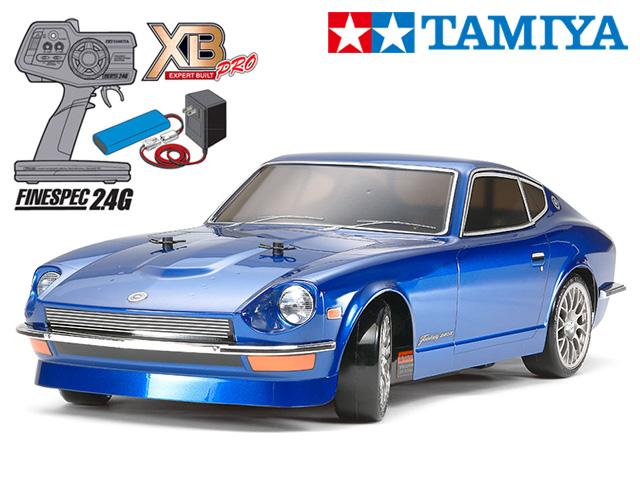 1 10 タミヤ お気に入り 組立完成済 XBシリーズ 4WDドリフトカー TAMIYA 57808 TT-01Dシャーシ 電動RC ≪ラジコン≫ 完成セット ドリフトスペック TYPE-E フェアレディ240Z XB 激安特価品