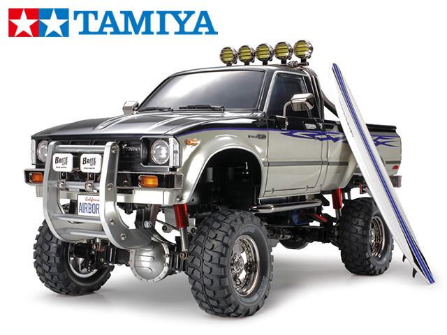!【TAMIYA/タミヤ】 58397 トヨタ ハイラックス ハイリフト 組立キット (未組立) ≪ラジコン≫